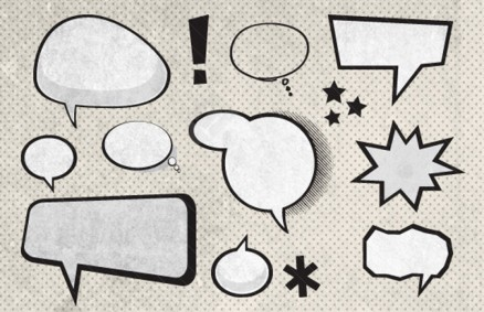 speech-bubbles